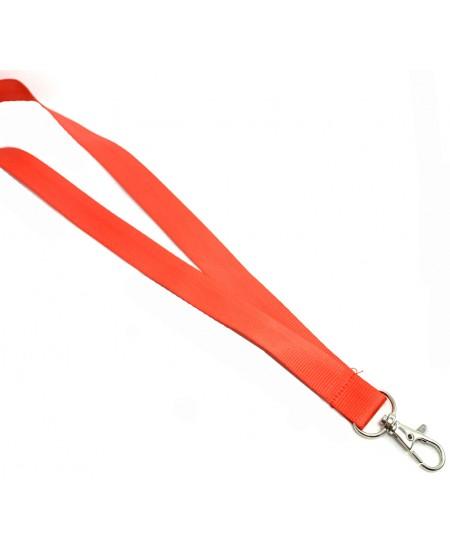 Tekstilinis dirželis su metaliniu segikliu, raudonas