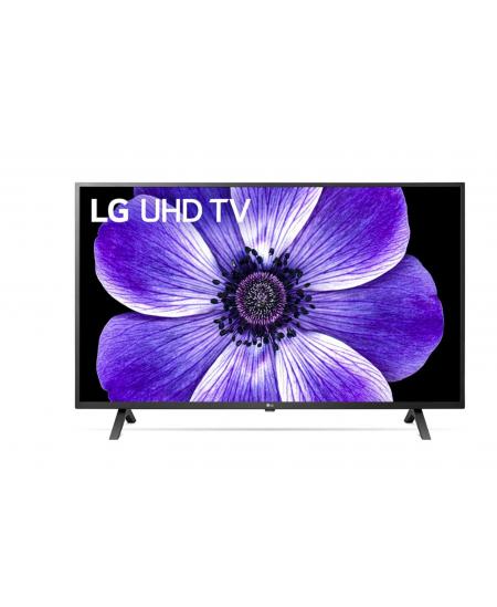 """LG 50UN70003 50"""" (127 cm), Smart TV, WebOS, 4K UHD, 3840 x 2160, Wi-Fi, DVB-T/T2/C/S/S2, Black"""