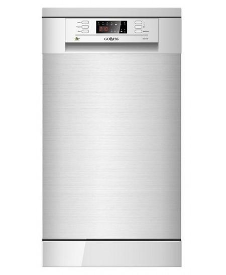 Goddess Dishwasher GODDFE947DX9N Free standing, Width 44.8 cm, Number of place settings 9, Number of programs 6, A++, Display, I