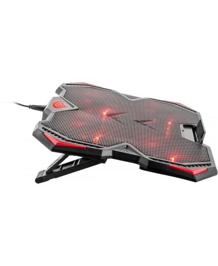 Genesis OXID 250  Laptop cooling pad NHG-1144 Black