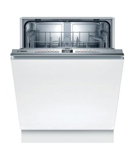 Bosch Serie 4 Dishwasher SMV4HTX31E Built-in, Width 60 cm, Number of place settings 12, Number of programs 6, A ++, Display, Aqu