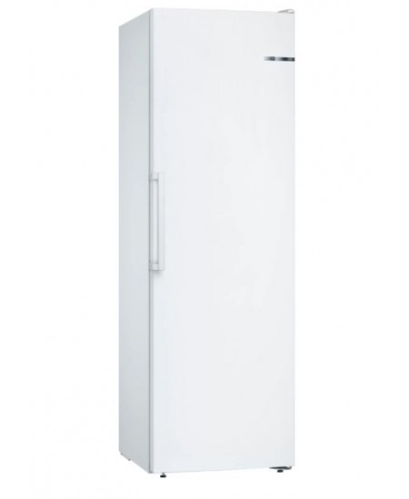 Bosch Freezer GSN36VWFP A++, Free standing, Upright, Height 186 cm, No Frost system, Display, 39 dB, White