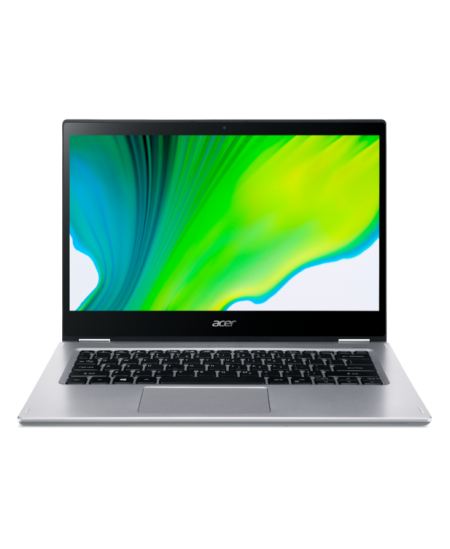 """Acer Spin 3 SP314-54N-59ZF Silver, 14.0 """", IPS, Touchscreen, FHD, 1920 x 1080 pixels, Gloss, Intel Core i5, i5-1035G1, 8 GB"""