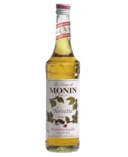 Lazdyno riešutų sirupas MONIN, 700 ml