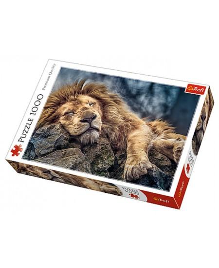 """TR 1000 det. dėlionė """"Liūtas"""""""