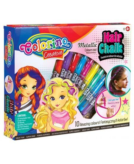 Plaukų dažymo rinkinys mergaitėms COLORINO