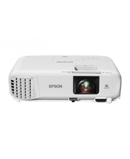 Epson 3LCD projector EB-W49 WXGA (1280x800), 3800 ANSI lumens, White