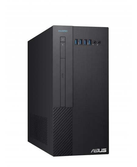 Asus Pro D340MF-I59400068R Desktop, Intel Core i5, i5-9400, Internal memory 8 GB, DDR4 U-DIMM, SSD 512 GB, DVD reader 8X, Window