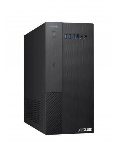 Asus Pro D340MF-39100F026R Desktop, Intel Core i3, i3-9100F, Internal memory 4 GB, DDR4 U-DIMM, SSD 256 GB, NVIDIA GeForce GT710