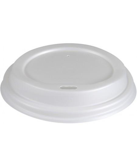 Ekologiški Bio dangteliai, popieriniam 240 ml  puodeliui, Ø80 mm, 100 vnt
