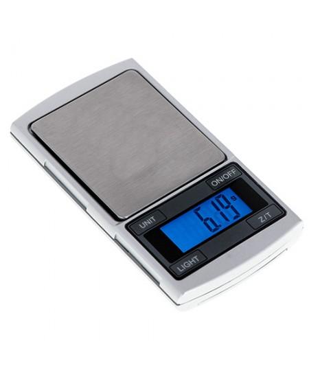 Adler Precision Scale AD 3168 Accuracy 0.01 g, Silver