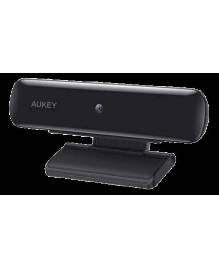 Aukey 1080p Webcam PC-W1 Black, USB