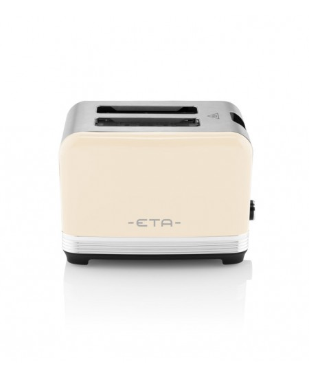 ETA STORIO Toaster  ETA916690040  Beige, Stainless steel, 930 W, Number of power levels 7,