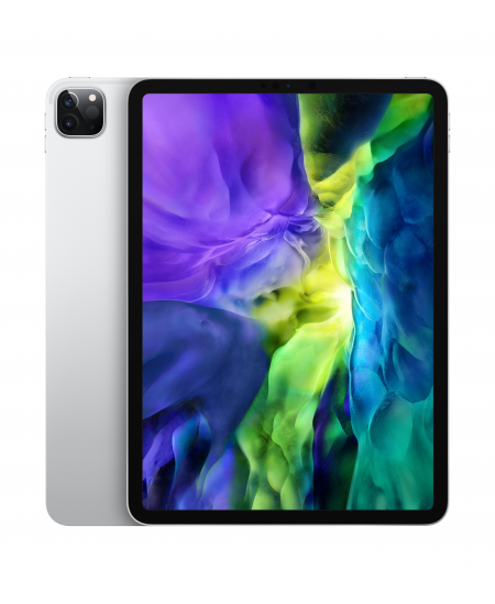 """Apple IPad Pro 2020 11 """", Silver, Liquid Retina display, 2388 x 1668, A12Z Bionic chip with 64-bit architecture; Neural Eng"""