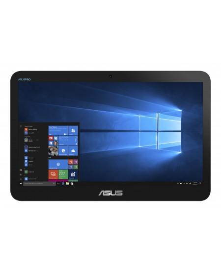"Asus All-in-One V161GART-BD014T Black, 15.6 "", Touchscreen, HD, 1366 x 768 pixels, Matt, Intel Celeron, N4020, 4 GB, DDR4 S"