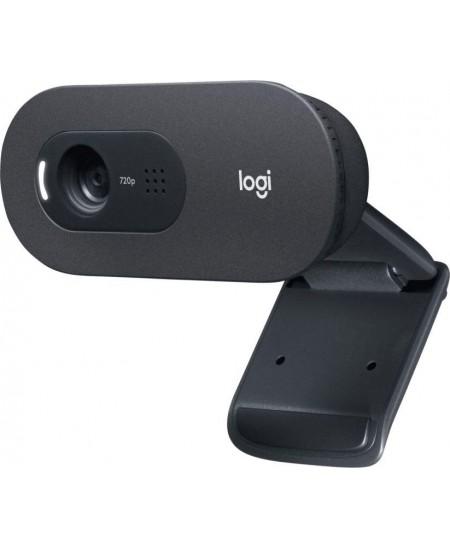Logitech HD Business Webcam C505e Black, USB-A
