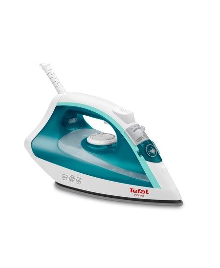 TEFAL Steam Iron FV1710 Steam Iron, 1800 W, Water tank capacity 200 ml, Continuous steam 24 g/min, Steam boost performance 80 g/