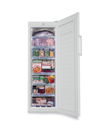 Simfer Freezer FS 7301 NF A+ A+, Upright, Free standing, Height 176 cm, Total net capacity 290 L, No Frost system, White