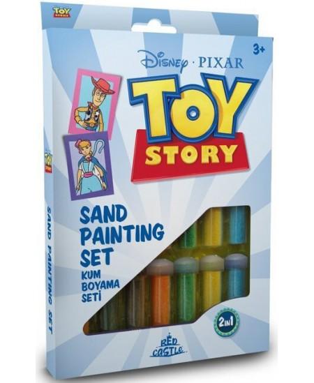 """Piešimo smėliu rinkinys \""""Žaislų istorija\"""""""