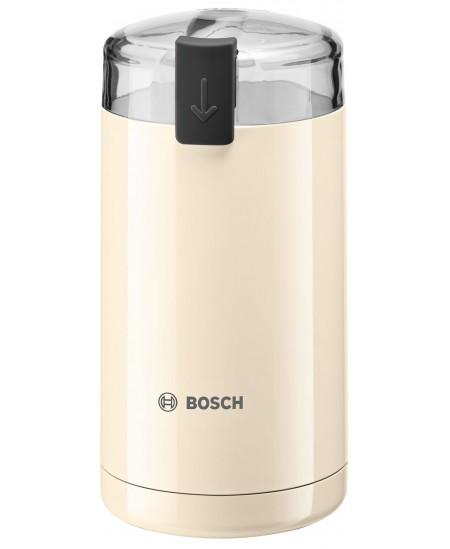 Bosch Coffee Grinder TSM6A017C 180 W, Coffee beans capacity 75 g, Beige