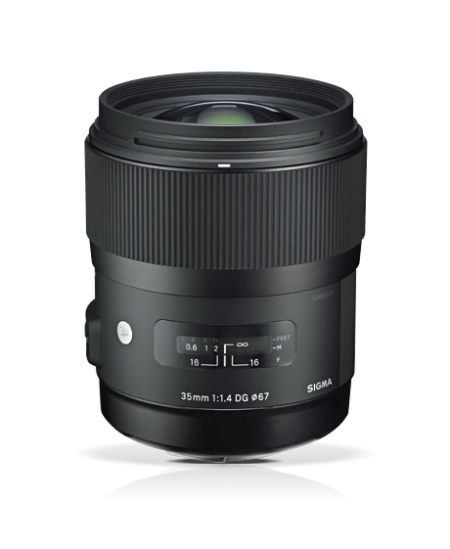 Sigma 35mm F1.4 DG HSM Canon [ART]