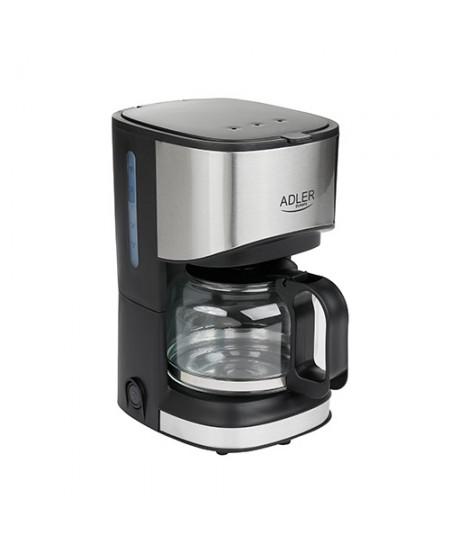 Adler Coffee maker AD 4407 Drip, 550 W, Black