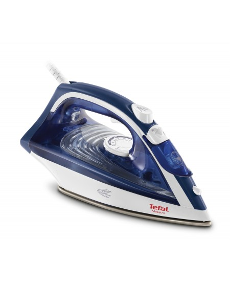 TEFAL Steam Iron Maestro 2 FV1845E0 Steam Iron, 2300 W, Water tank capacity 270 ml, Continuous steam 35 g/min, Steam boost perfo