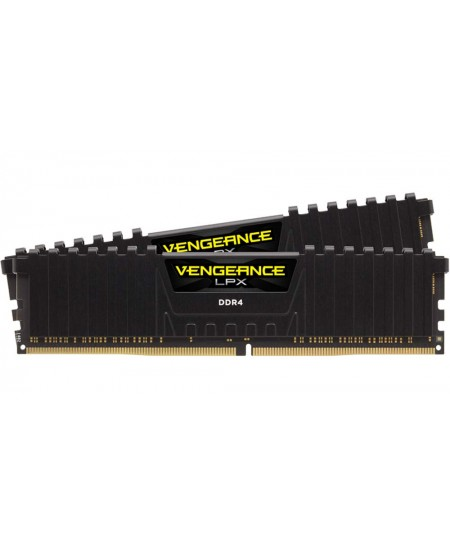 Corsair C16 Memory Kit VENGEANCE LPX 64 GB, DDR4, 3200 MHz, PC/server, Registered No, ECC No