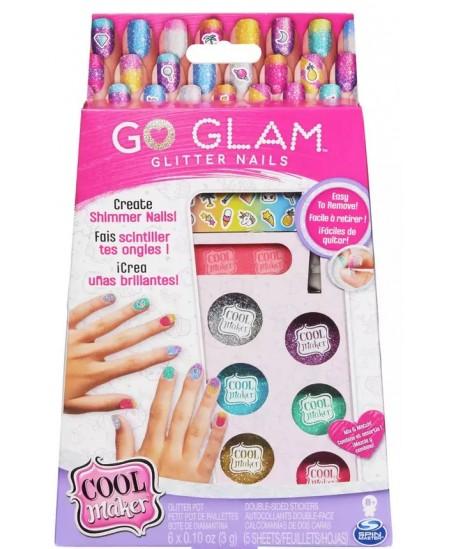 """Vaikiškas manikiūro rinkinys COOL MAKER \""""Go Glam\"""""""