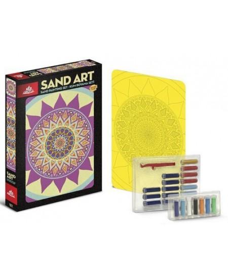 """Piešimo smėliu rinkinys \""""Mandala\"""""""