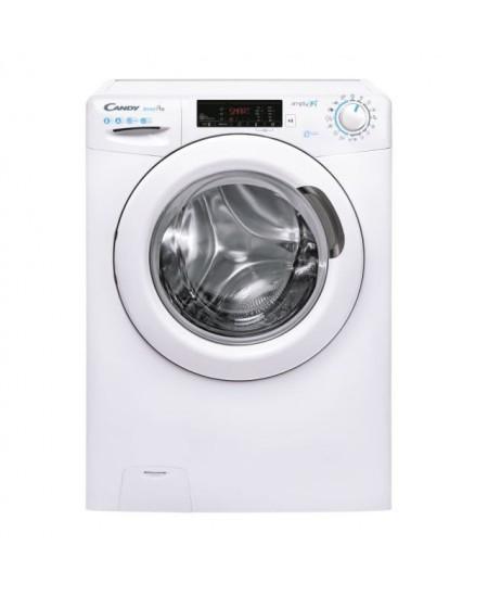Candy Washing mashine CSO 1285T3-S A+++, Front loading, Washing capacity 8 kg, 1200 RPM, Depth 52 cm, Width 60 cm, Digital, Stea