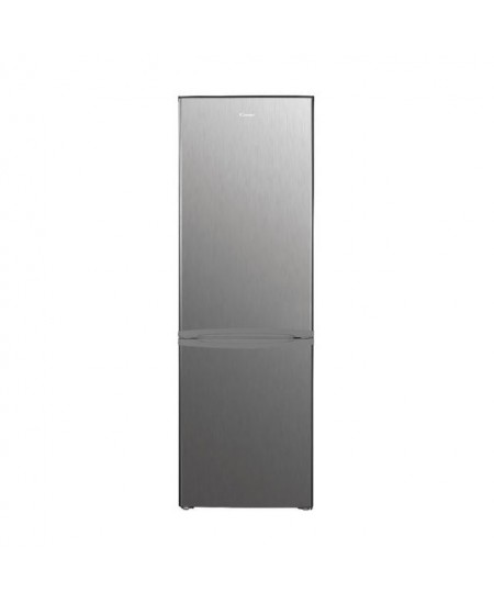 Candy Refrigerator CHICS 5184XN A++, Free standing, Combi, Height 180 cm, Fridge net capacity 191 L, Freezer net capacity 63 L,