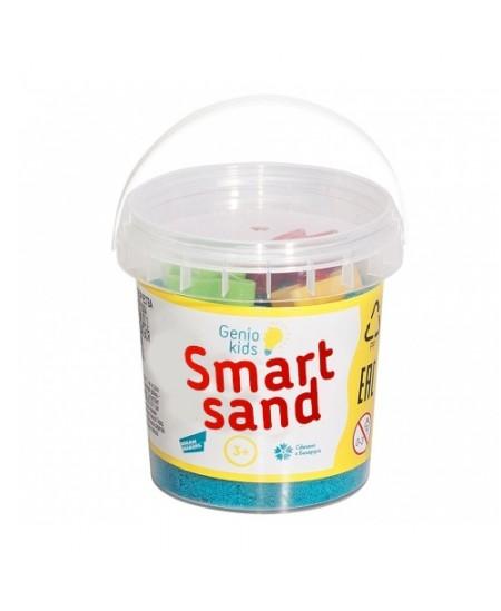 Išmanusis smėlis su formelėmis, 150g, 5 spalvų smėlis