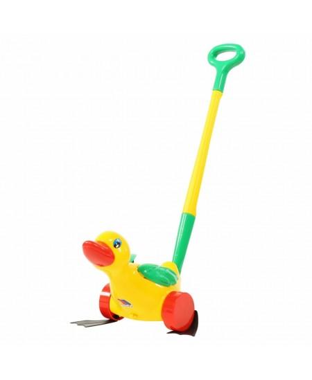Žaislas stumdomas ančiukas