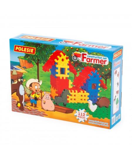 Vaflinis konstruktorius FARMER, 112 el