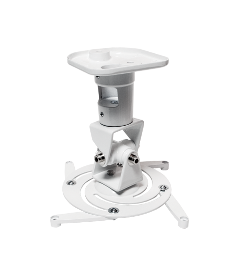 Logilink BP0003 Projector mount, ceiling, universal, 220 mm, white