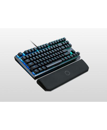 Cooler Master MK730 Gaming keyboard, Cherry MX, RGB LED light, US layout, Smoky Gunmetal Aluminum Brush, Wired, Brown Switch, US