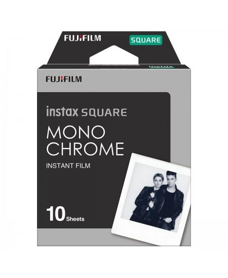 Fujifilm Instax Square Monochrome (10pl) Instant Film 86 x 72 mm