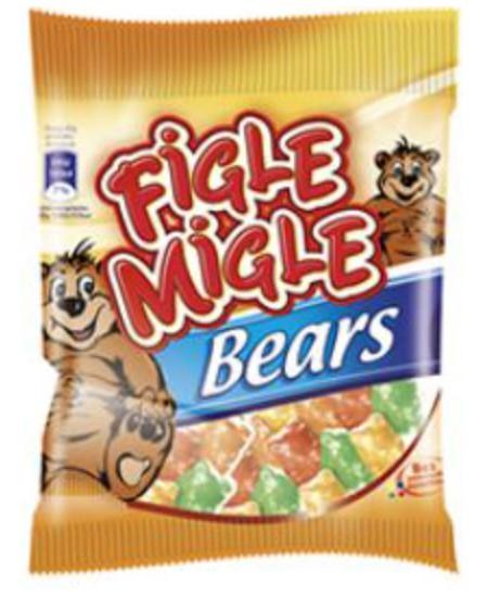 Guminukai FIGLE MIGLE Bears, 80 g