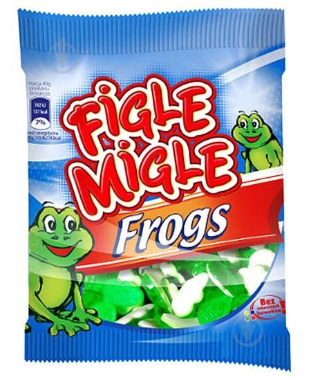 Guminukai FIGLE MIGLE Frogs, 80 g
