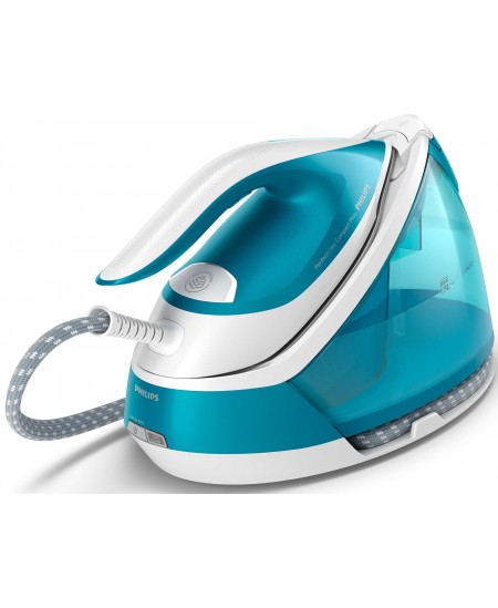 Philips Iron GC7920/20 Steam Iron, Water tank capacity 1500 ml, Continuous steam 120 g/min, Green