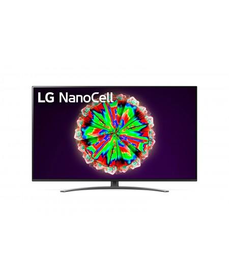 "LG 49NANO813NA 49"" (124 cm), Smart TV, WebOS, 4K UHD Nanocell, 3840 x 2160, Wi-Fi, Black"