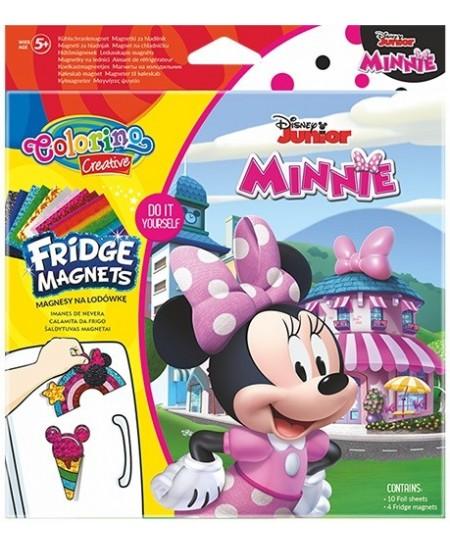 """Magnetukų kūrybinis rinkinys COLORINO Disney \""""Pelytė Minė\"""""""