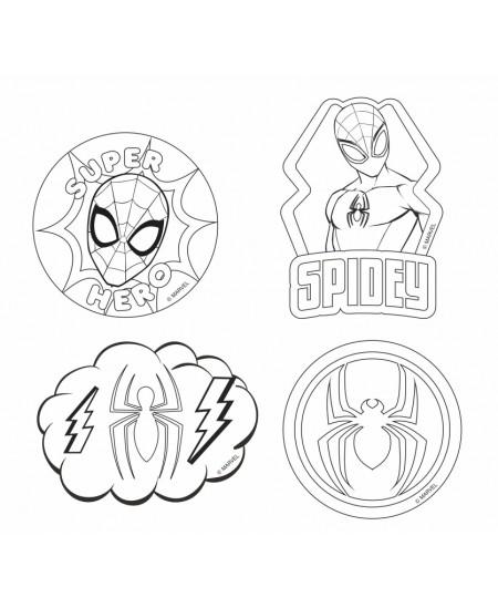 """Magnetukų kūrybinis rinkinys COLORINO Marvel """"Žmogus voras"""""""