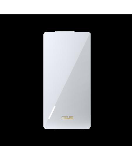 Asus AX1800 Dual Band WiFi 6 Range Extender RP-AX56 802.11ax, 1201+574  Mbit/s, 10/100/1000 Mbit/s, Ethernet LAN (RJ-45) ports 1