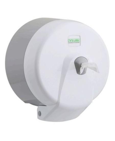 Tualetinio popieriaus, traukiamo iš vidurio, laikiklis VIALLI (21 cm), baltas