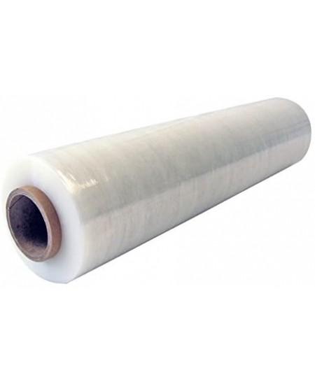 Tampri pakavimo plėvelė STRETCH, 450 mm x 270 m, 15 µm, skaidri