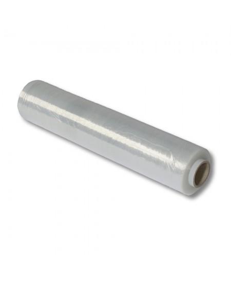 Tampri pakavimo plėvelė STRETCH, 430 mm x 600 m x 8 µm, balta