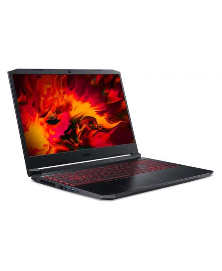 "Acer Nitro 5 AN515-44-R94X Black/Red, 15.6 "", IPS, FHD, 1920 x 1080 pixels, Matt, AMD, Ryzen 5 4600H, 8 GB, DDR4 RAM, SSD 5"