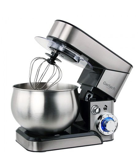 Gerlach Planetary Food Processor GL 4219 Number of speeds 6, 1000 W, 5 L, Stainless steel, Stainless steel